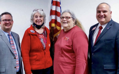 SDGOP Re-Elects Lederman & Rausch to lead Republican Party for 2021-2022 election cycle